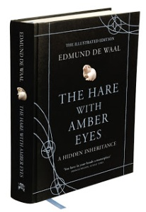 The Hare with the Amber Eyes hardback deluxe